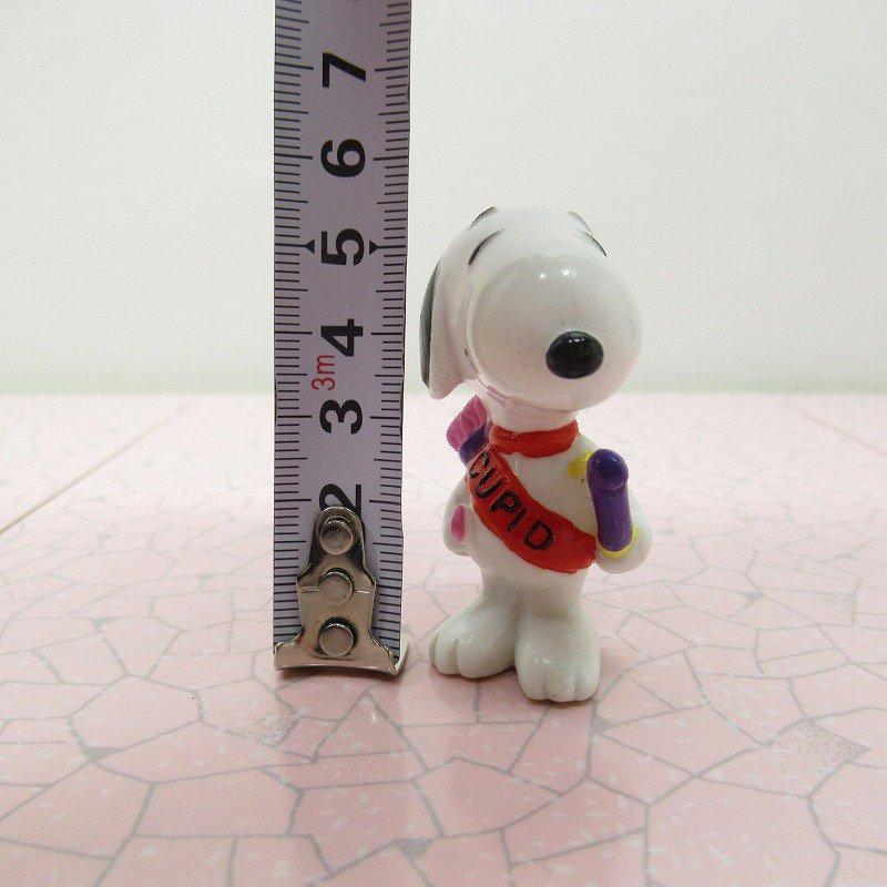 スヌーピー PVC ホイットマンズ バレンタイン キューピッド【画像8】