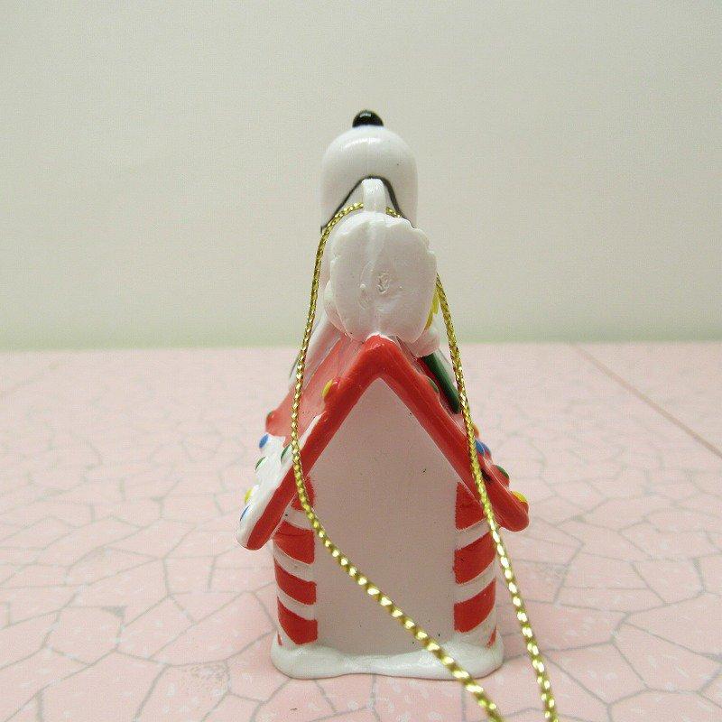 スヌーピー PVC ホイットマンズ クリスマス オーナメント クールサンタのお昼寝【画像5】