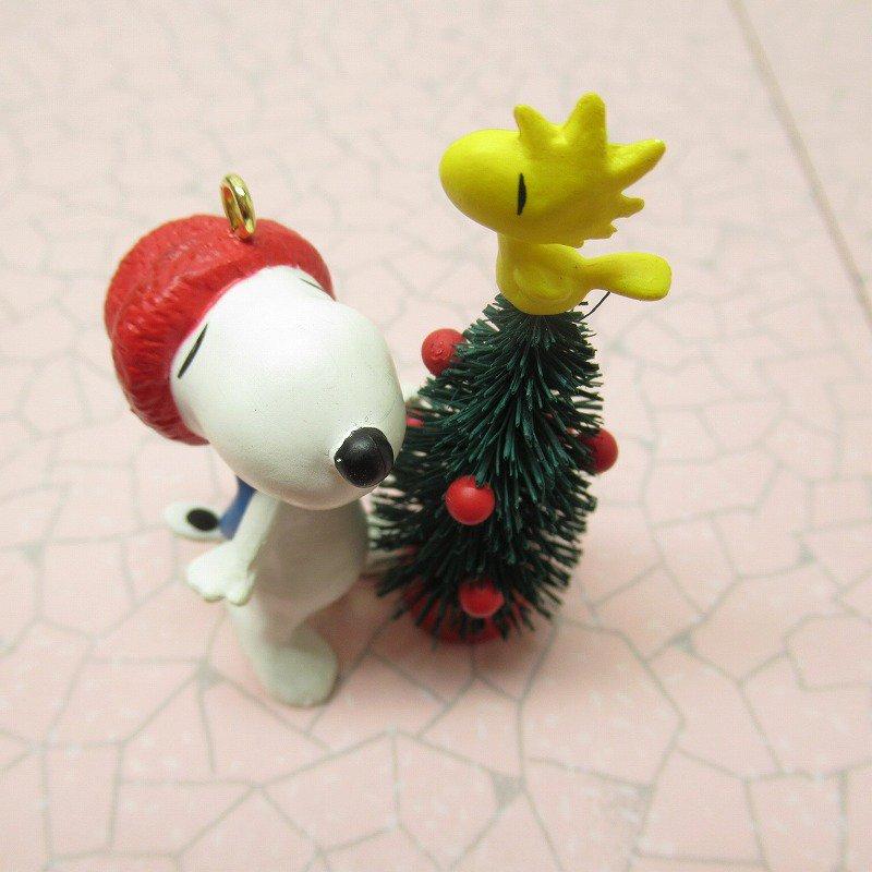 スヌーピー クリスマスオーナメント クリスマスツリー