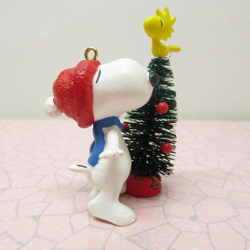スヌーピー クリスマスオーナメント クリスマスツリー【画像2】