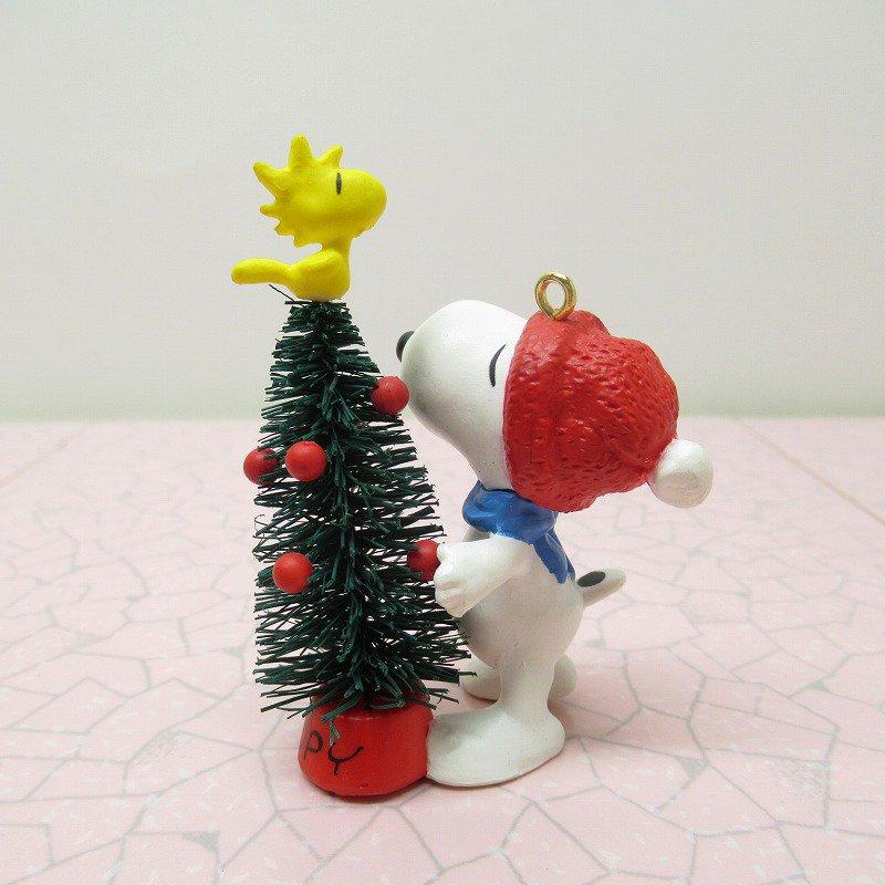 スヌーピー クリスマスオーナメント クリスマスツリー【画像4】