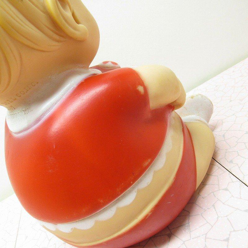 ラバードール 1967年 UNEEDA プラムピーズ ベビー 赤【画像11】