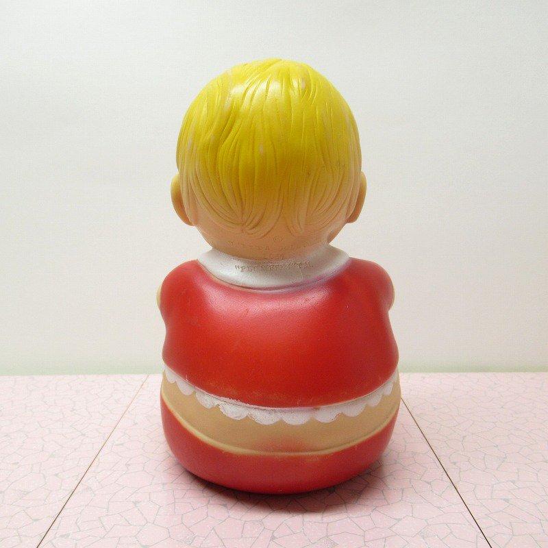 ラバードール 1967年 UNEEDA プラムピーズ ベビー 赤【画像16】
