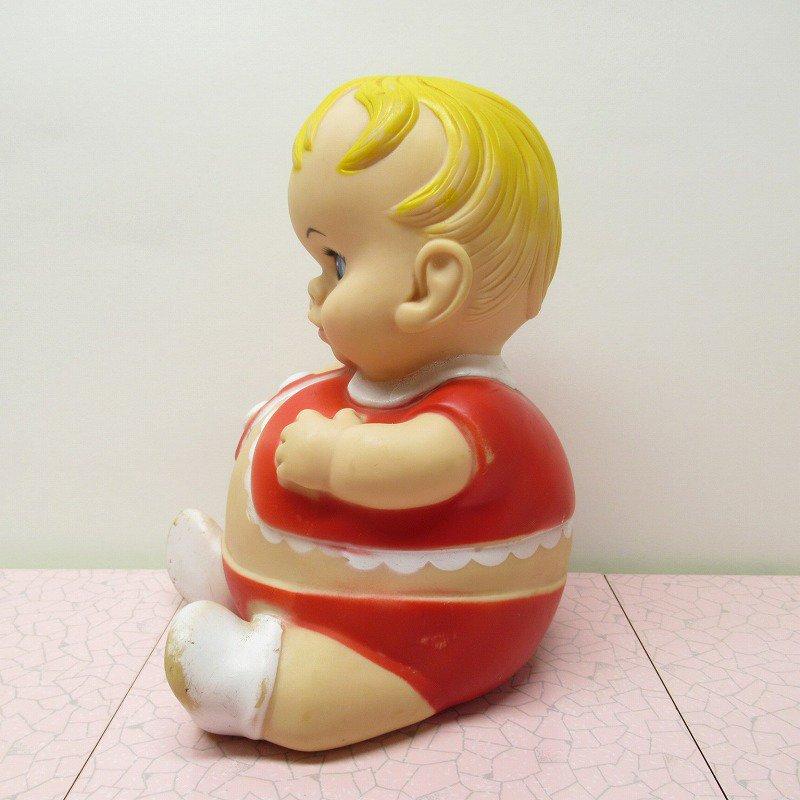 ラバードール 1967年 UNEEDA プラムピーズ ベビー 赤【画像17】