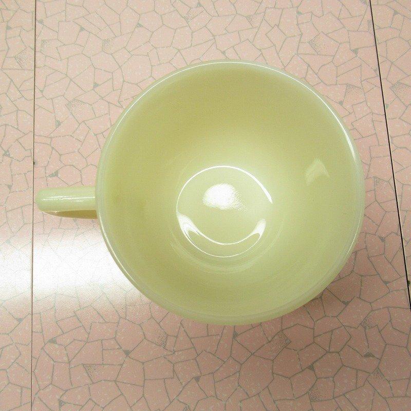 ファイヤーキング アイボリー ランソム カップ & ソーサー【画像13】