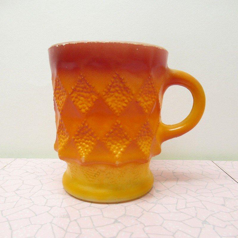 ファイヤーキング キンバリーマグ 赤 X オレンジ A