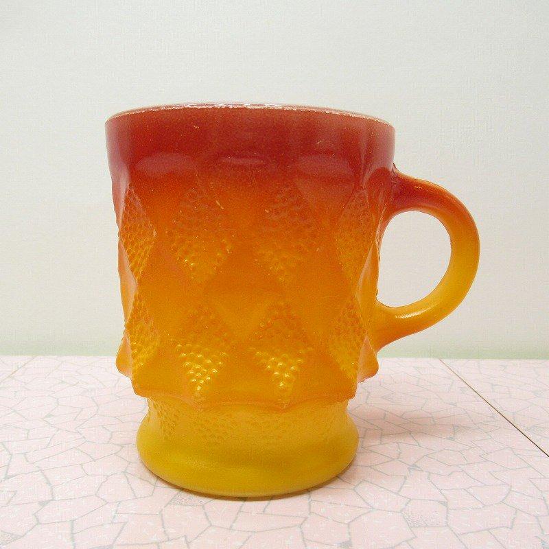 ファイヤーキング キンバリーマグ 赤 X オレンジ B