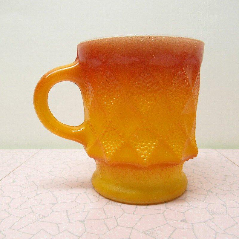 ファイヤーキング キンバリーマグ 赤 X オレンジ B【画像3】