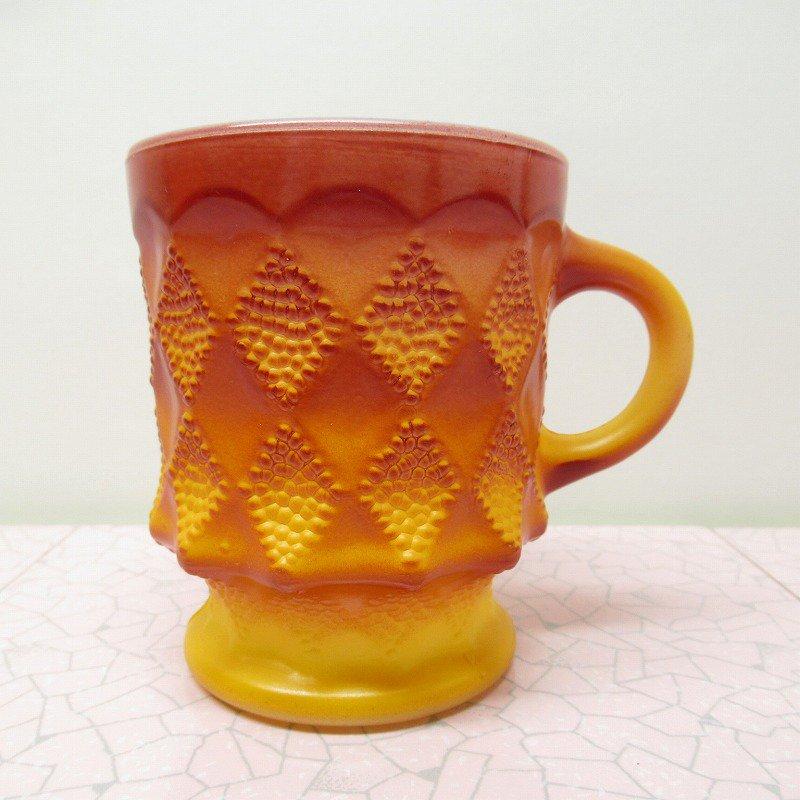 ファイヤーキング キンバリーマグ 赤 X オレンジ C