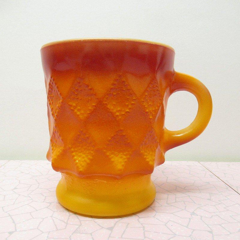 ファイヤーキング キンバリーマグ 赤 X オレンジ D