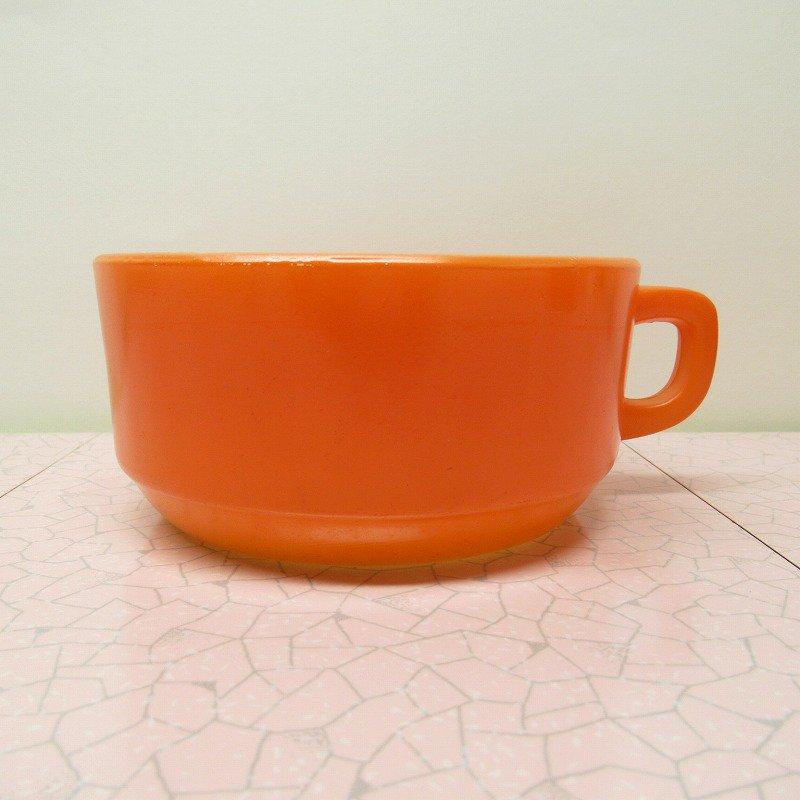 ファイヤーキング スープマグ オレンジ B