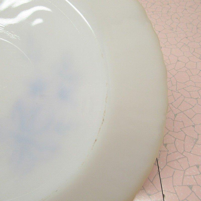 ターモクリサ ブルーフラワー ディナープレート A【画像6】