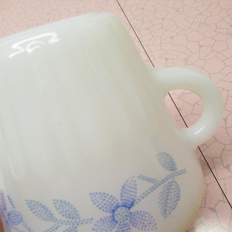 ターモクリサ ブルーフラワー カップ & ソーサー C【画像15】