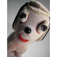 ドリームペッツなど 日本製・米国輸出用里帰り品・ピンク・ベレードッグ