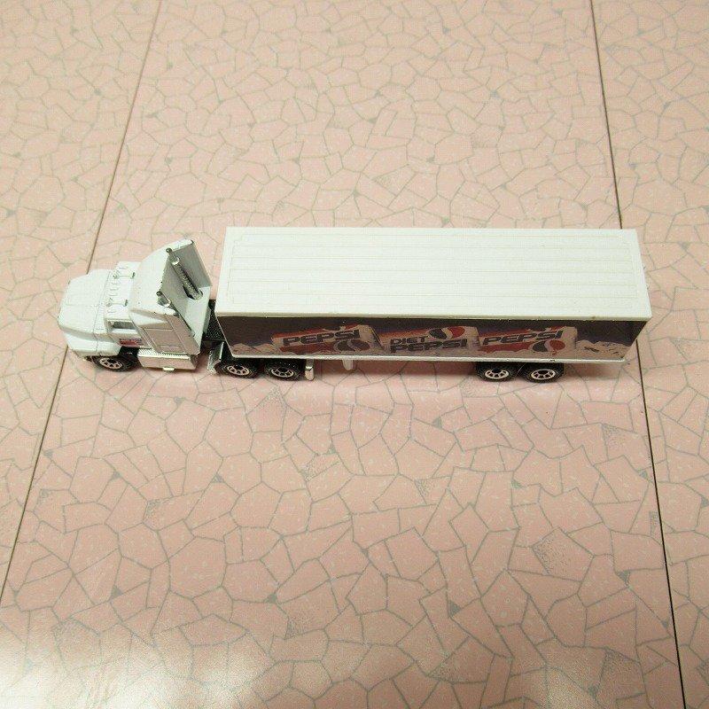 ペプシ ダイキャスト トラック 1991年【画像8】