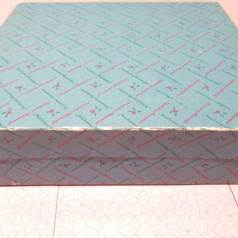 マダムアレキサンダー Marme 箱付 12インチ ドール 1976年 スタンド付き【画像16】