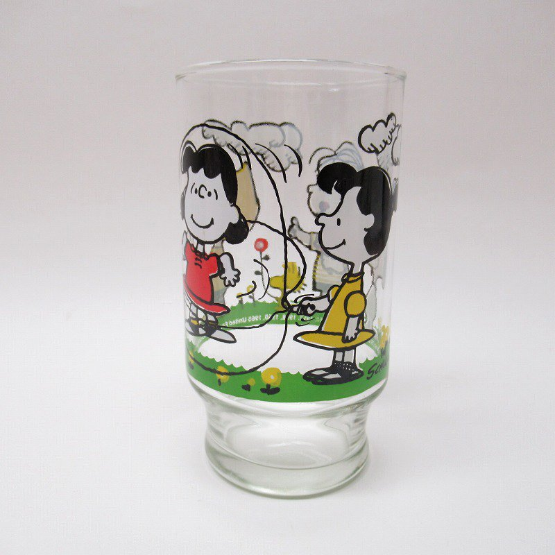 アンカーホッキング スヌーピー グラス ジャンピングロープ B【画像4】