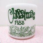 ★NEW ARRIVAL★  ファイヤーキング マグ 1983年 クリスマス B
