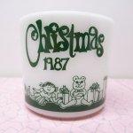★NEW ARRIVAL★  ファイヤーキング マグ 1987年 クリスマス A