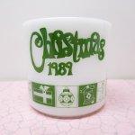 ★NEW ARRIVAL★  ファイヤーキング マグ 1989年 クリスマス B