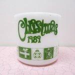 ★NEW ARRIVAL★  ファイヤーキング マグ 1989年 クリスマス C