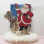 ★NEW ARRIVAL★  サンタクロース ホールマーク テーブルセンター クリスマス デコレーション