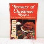クリスマス レシピブック
