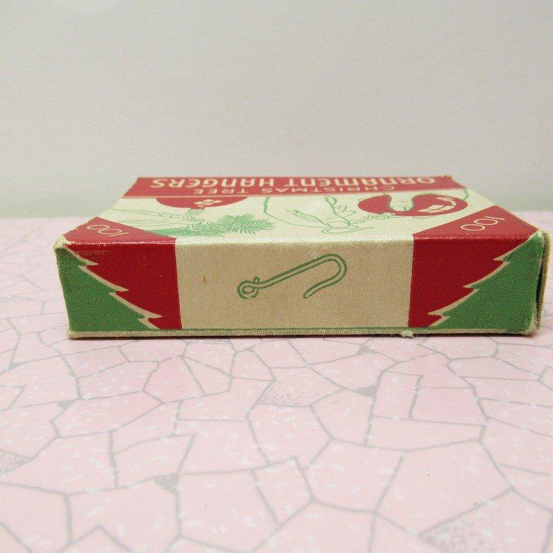 クリスマス ヴィンテージパッケージ オーナメントフック用 箱 A【画像3】