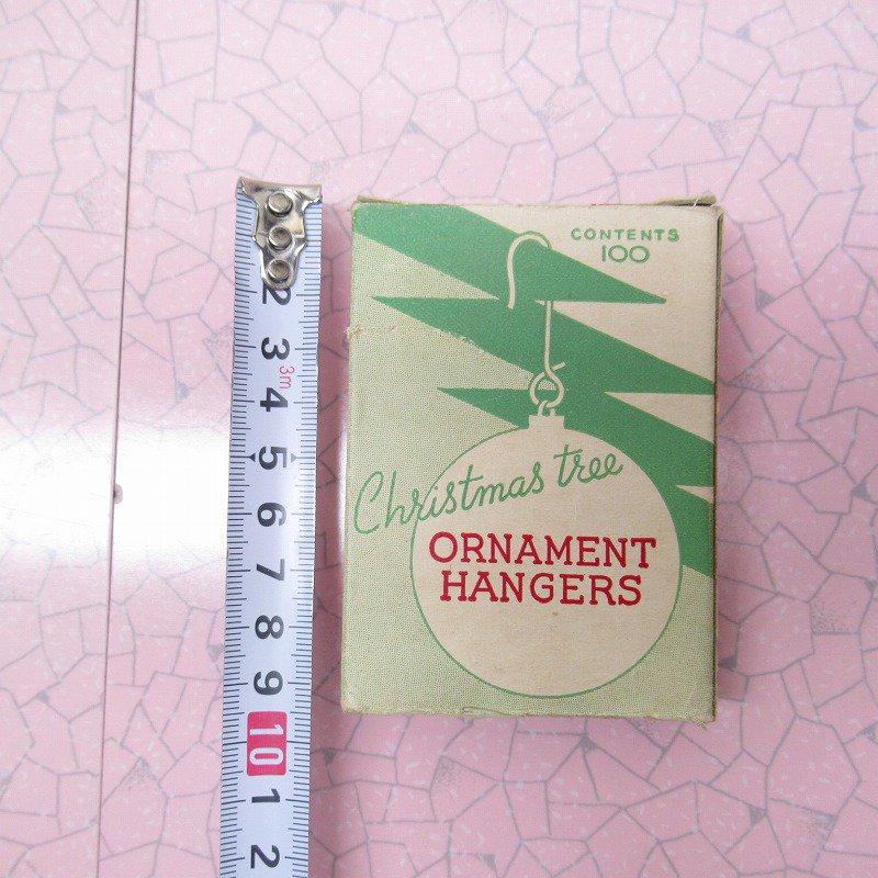 クリスマス ヴィンテージパッケージ オーナメントフック用 箱 A【画像6】