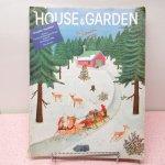 オーナメント&デコレーション  ヴィンテージマガジン House & Garden 1938年 12月号