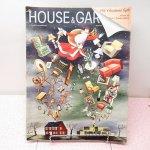ホーム系マガジン  ヴィンテージマガジン House & Garden 1938年 クリスマス版