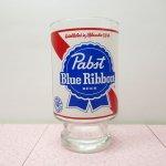 アドバタイジング  パブスト ブルーリボン ビール XL グラス