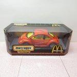 ダイキャスト&ミニカー  マクドナルド トイ マッチボックス ワーゲン ビートル カー 1999年 未開封箱付