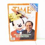 その他  ヴィンテージマガジン TIME 1988年 ミッキー 表紙
