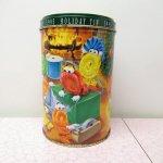 クリスマスやイースターなどの行事関連  ライフセーバーズ クリスマス 1995年限定 ティン缶