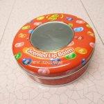 ジェリーベリー Jelly Belly リップクリーム ティン缶