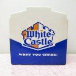 ホワイトキャッスル 陶器製ケース入り キャンドル デッドストック