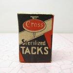 パッケージ&パッケージに味のある雑貨&チーズボックスなど  ジャンク雑貨 パッケージ Tacks Light Hide