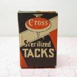 パッケージ&パッケージに味のある雑貨&チーズボックスなど  ジャンク雑貨 パッケージ Tacks Hand Shoe 3/4