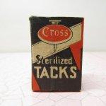 パッケージ&パッケージに味のある雑貨&チーズボックスなど  ジャンク雑貨 パッケージ Tacks AYRKRAFT