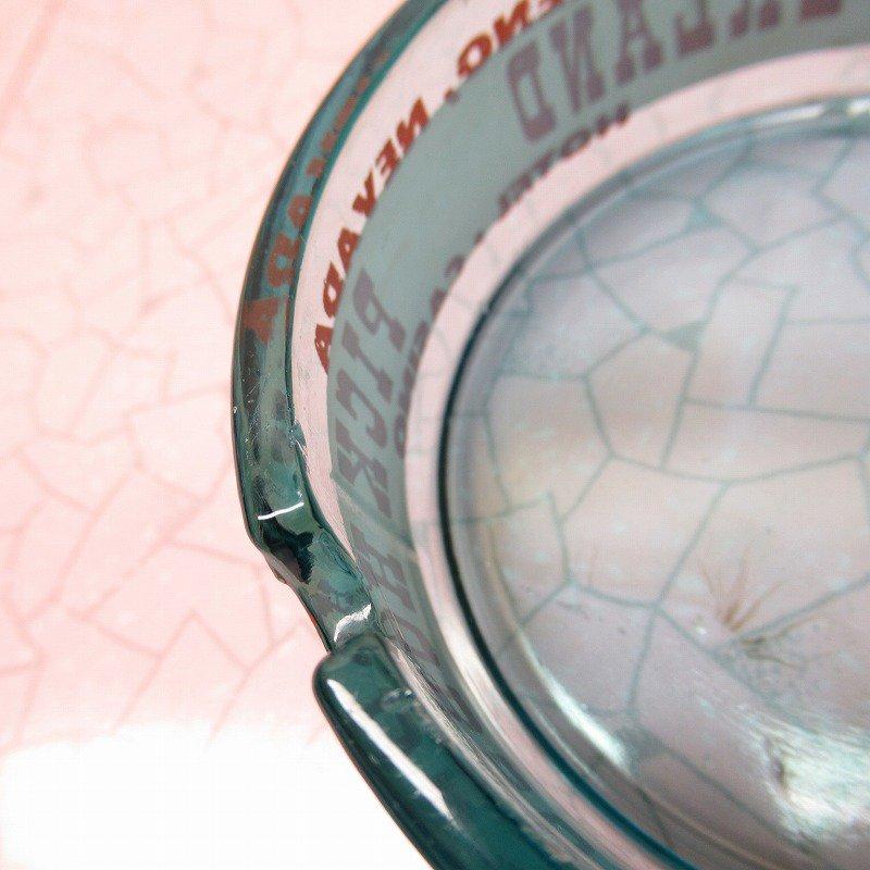ヴィンテージ 灰皿 Pick Hobson's Overland ブルーカラー アッシュトレイ【画像8】