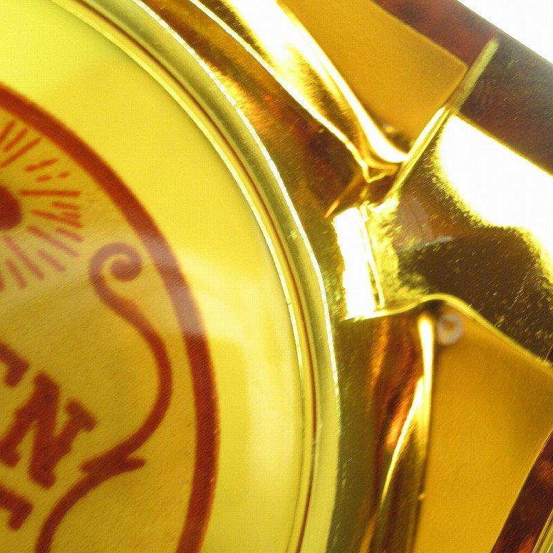 ヴィンテージ 灰皿 Golden Nugget アンバーカラー アッシュトレイ【画像11】