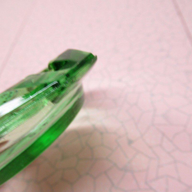ヴィンテージ 灰皿 Cactus Jack's グリーンカラー アッシュトレイ【画像4】