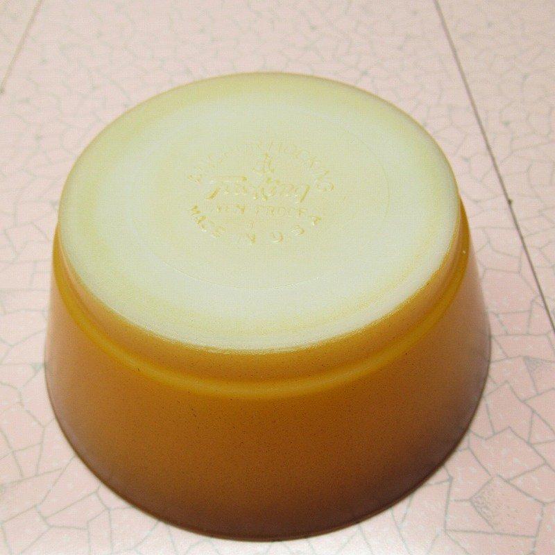 ファイヤーキング ブラウン & オレンジ サラダボウル B【画像21】
