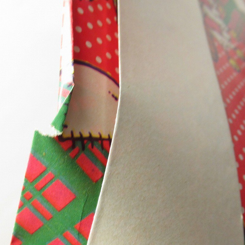 クリスマス ラッピングペーパー デッドストック各種【画像21】