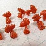 その他  スヌーピー と 仲間たち 画鋲 赤 各種
