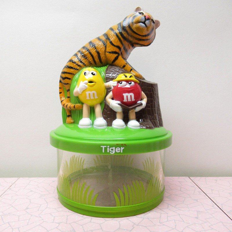 エムアンドエムズ M&Ms タイガー コインバンク A【画像2】