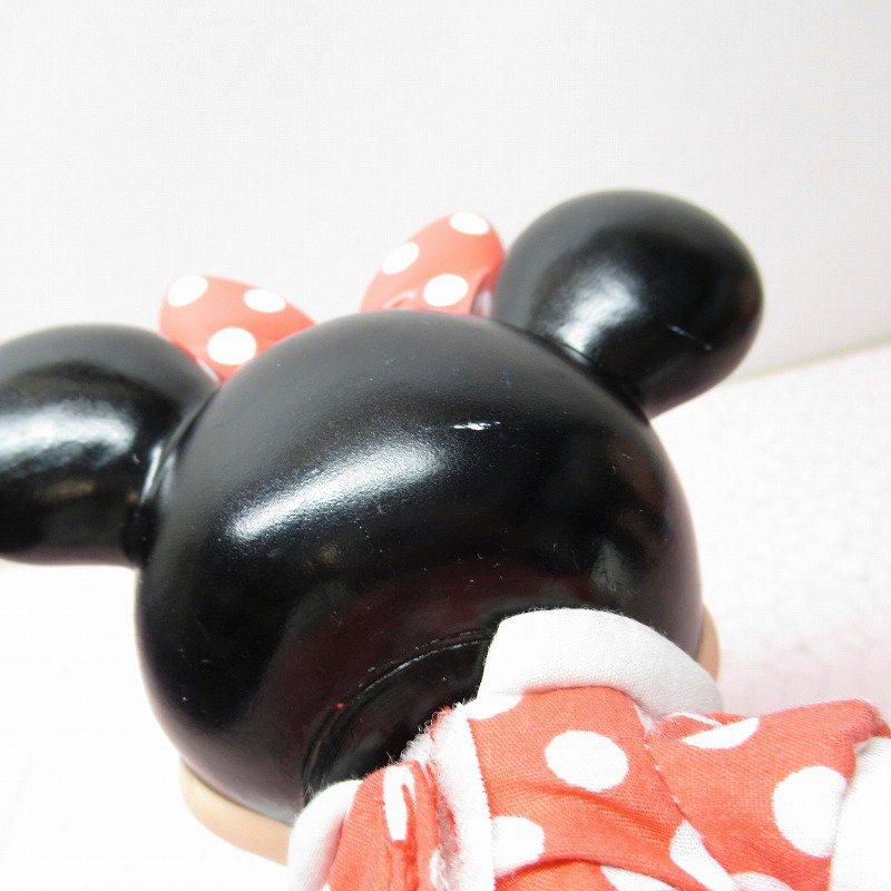 ミッキーマウス ミニー プラスチック製ドール【画像11】
