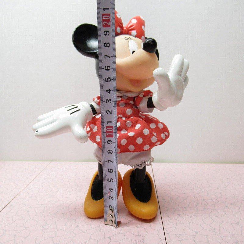 ミッキーマウス ミニー プラスチック製ドール【画像12】