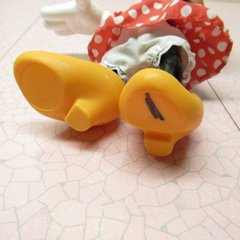 ミッキーマウス ミニー プラスチック製ドール【画像5】